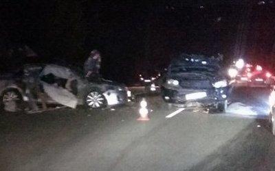 Беременная женщина погибла в ДТП в Симферополе