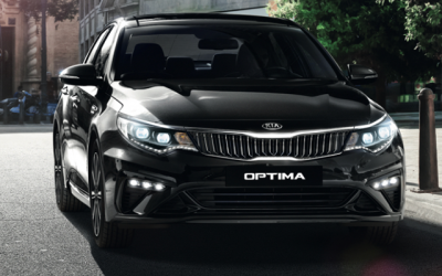 Новая версия седана KIA Optima получила российский ценник
