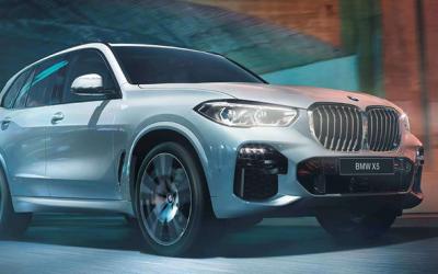 Новый BMW Х5 появится в России в ноябре
