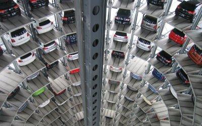 Сколько в месяц продаётся автомобилей во всём мире?