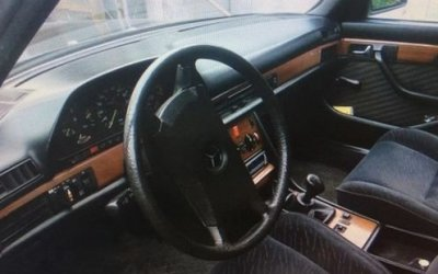 Старый Mercedes-Benz Михаила Боярского выставлен на продажу в Сети