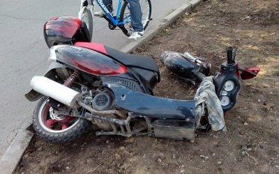 Подросток на мопеде погиб в ДТП в Новосибирской области