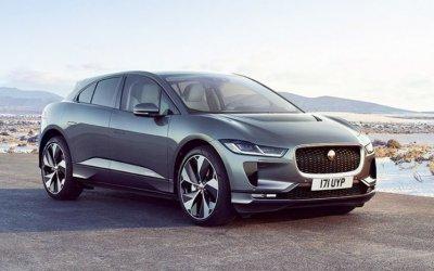 Электрический спорткар Jaguar I-PACE покажут в виртуальной реальности