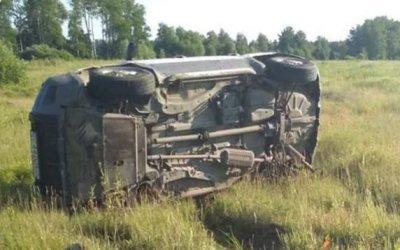 В Тюменской области по вине пьяного водителя погибла пассажирка иномарки