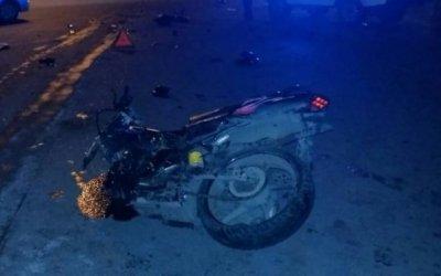 16-летний мотоциклист погиб в ДТП в Прокопьевске