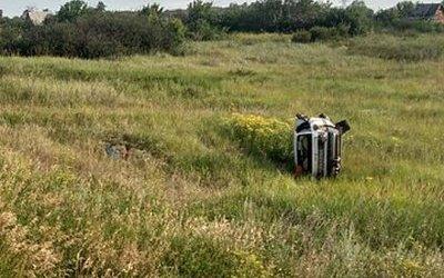 В Башкирии погиб водитель без прав