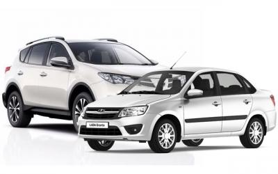 Lada и Toyota остаются лидерами российского рынка автомобилей с пробегом