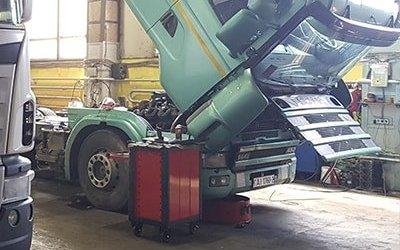 Ремонт грузовиков и спецтехники - особенности и полезные привычки