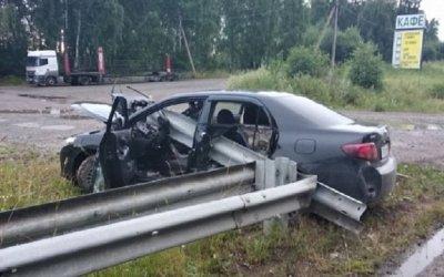 В ДТП под Красноуфимском погиб полицейский