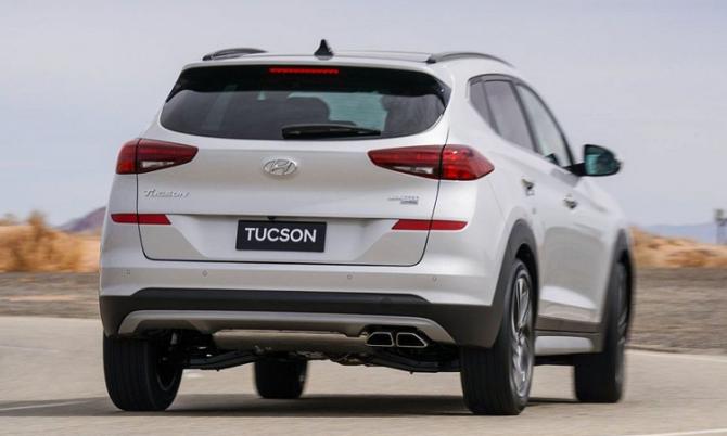 Hyundai Tucson 2018 1