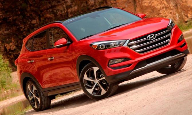 Hyundai Tucson 2018 3
