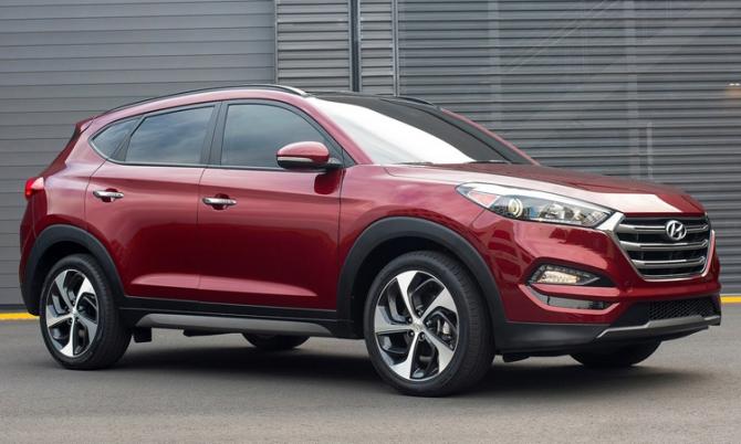 Hyundai Tucson 2018 4