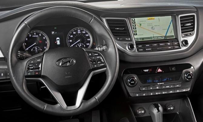 Hyundai Tucson 2018 7