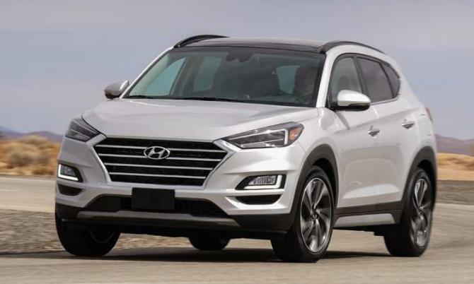 Hyundai Tucson 2018 5