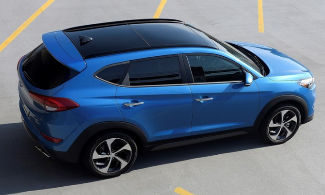 Hyundai Tucson 2018 8