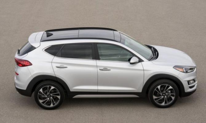 Hyundai Tucson 2018 9