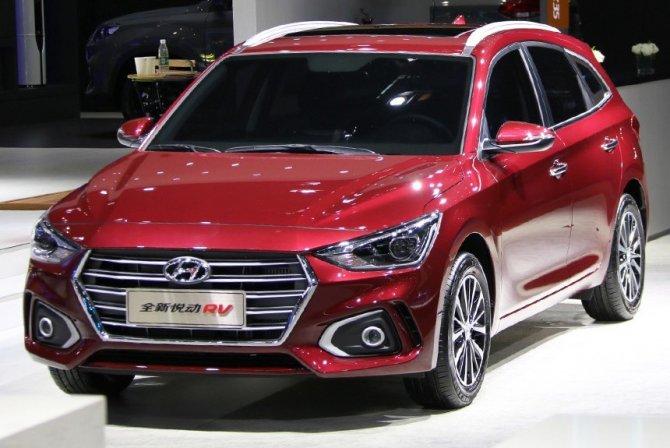 Hyundai Celesta RV 1