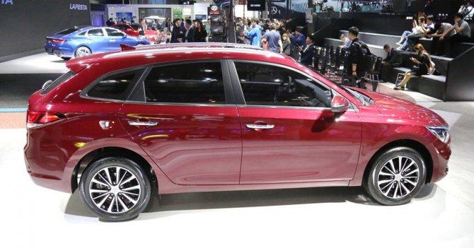 Hyundai Celesta RV 2