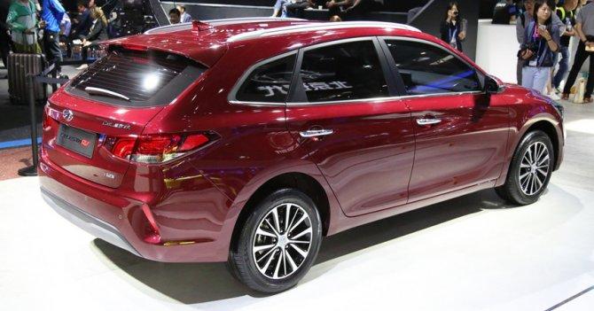 Hyundai Celesta RV 3