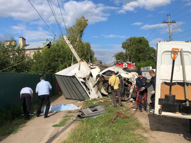 В Арзамасе по вине пьяного водителя погибла женщина (2)