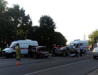 Под Липецком два человека погибли в ДТП (1)