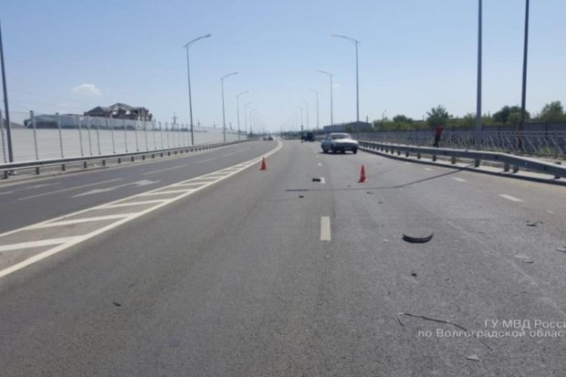 В ДТП в Волгограде пострадали два водителя (2)