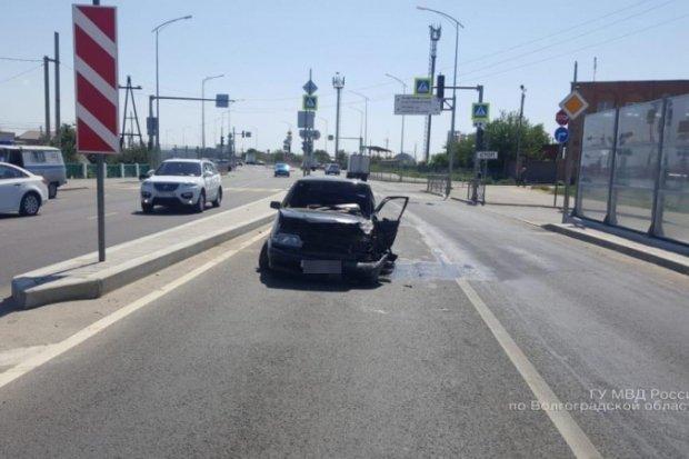 В ДТП в Волгограде пострадали два водителя (1)