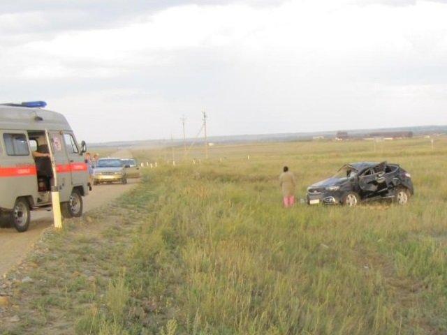 6-летний ребенок погиб в опрокинувшейся машине на Южном Урале (3)