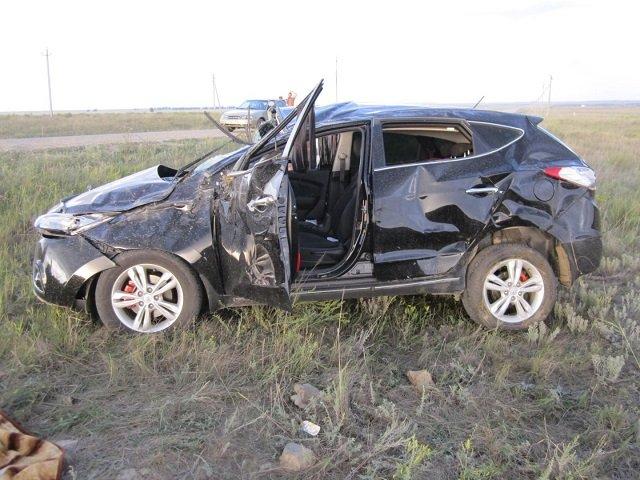 6-летний ребенок погиб в опрокинувшейся машине на Южном Урале (2)