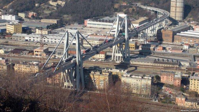 Мост Моранди