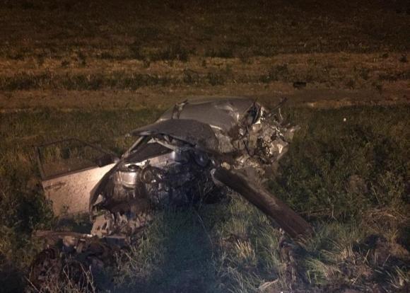 В ДТП с тремя автомобилями на Кубани погиб человек