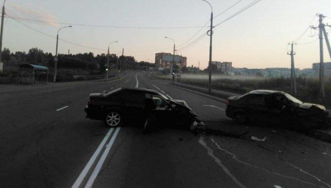 Шесть человек пострадали  в ДТП в Томске (1)
