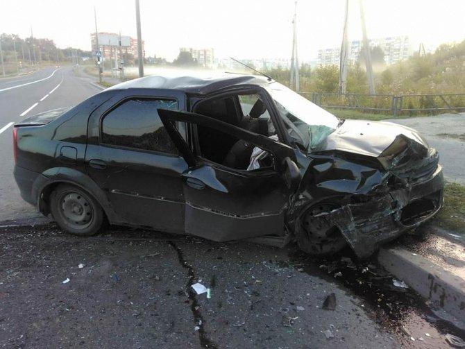Шесть человек пострадали  в ДТП в Томске (2)