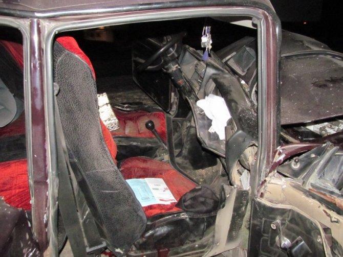 Молодая женщина погибла в ДТП в Северном районе Оренбургской области (3)