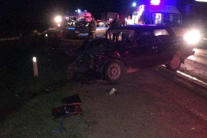 Молодая женщина погибла в ДТП в Северном районе Оренбургской области (1)