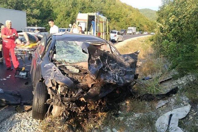 22-летний водитель иномарки погиб в ДТП под Геленджиком