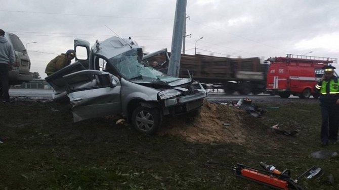 Семья погибла в ДТП под Челябинском (2)
