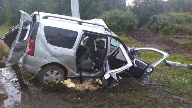 Семья погибла в ДТП под Челябинском (3)