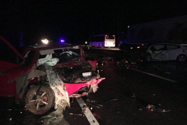 Два человека погибли в ДТП в Тосненском районе (2)