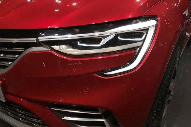 Renault Arkana на ММАС-2018 8