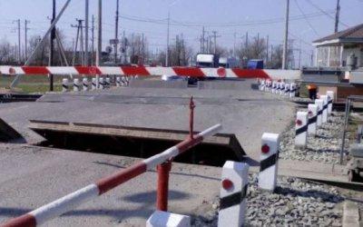 Поезд насмерть сбил мотоциклиста в Борзинском районе