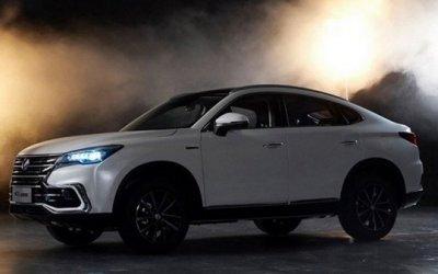 Changan CS85 против BMW X4: новое китайское кросс-купе представлено официально