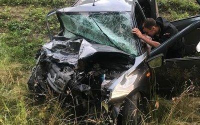 В ДТП под Зеленодольском погибли два водителя