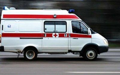Годовалая девочка пострадала в ДТП под Брянском