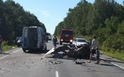 В ДТП на трассе Хабаровск – Владивосток погибла девушка
