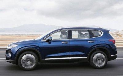 В России стартовали продажи Hyundai Santa Fe нового поколения