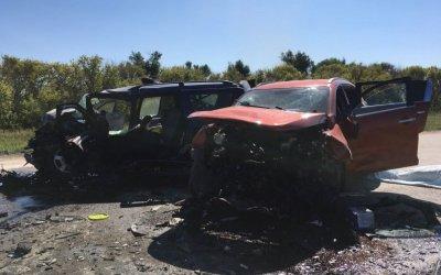 В ДТП в Ивантеевском районе погибли три человека