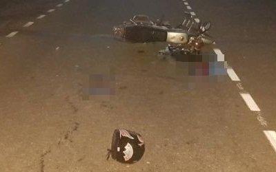 Водитель мопеда попал в реанимацию в ДТП под Тверью