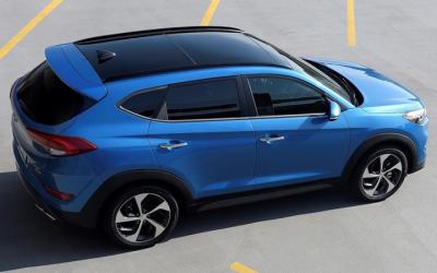 Hyundai Tucson нового поколения поступил в продажу на российском рынке
