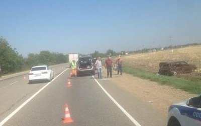 Пассажирка иномарки погибла в ДТП в Красноармейском районе